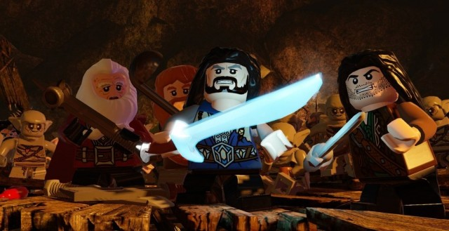 LEGO The Hobbit PL PS VITA