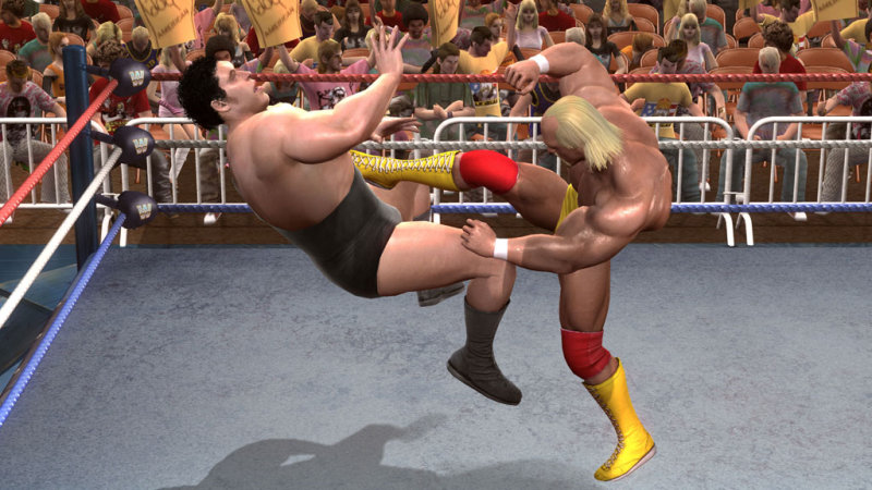 WWE 12 Wrestlemania Edition PS3