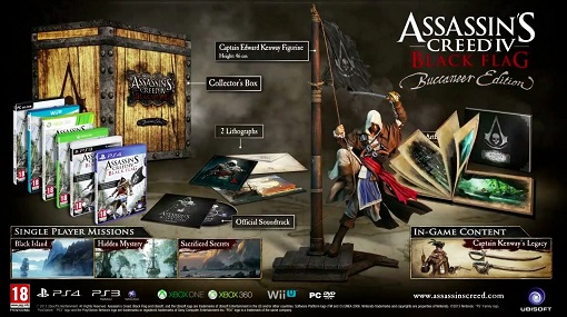 Assassin's Creed IV Black Flag PL XBOX 360