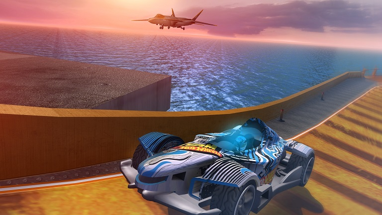 Hot Wheels World's Best Driver PS3