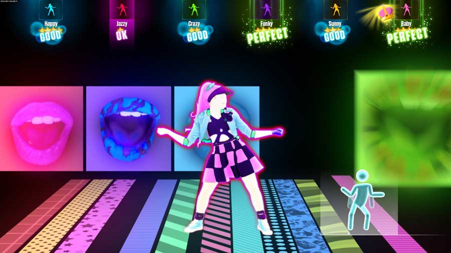 Just Dance 2015 PL XBOX 360