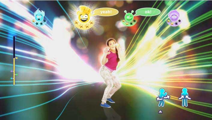 Just Dance Kids 2014 Kinect XBOX 360