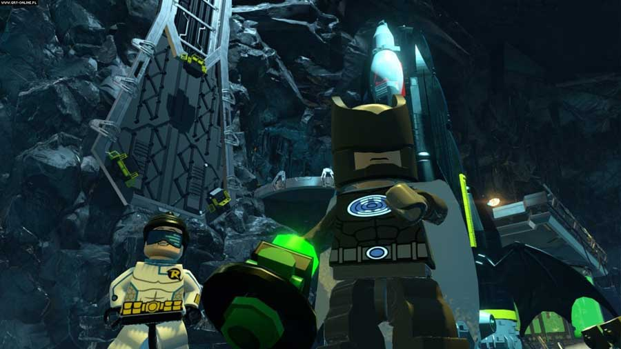 LEGO Batman 3 Poza Gotham PS4