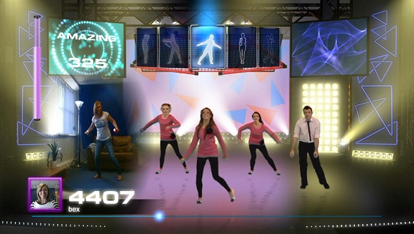 Let's Dance with Mel B PS3