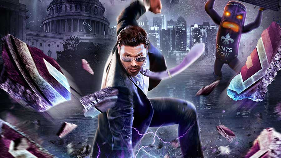 Saints Row IV Re-elected XBOX ONE
