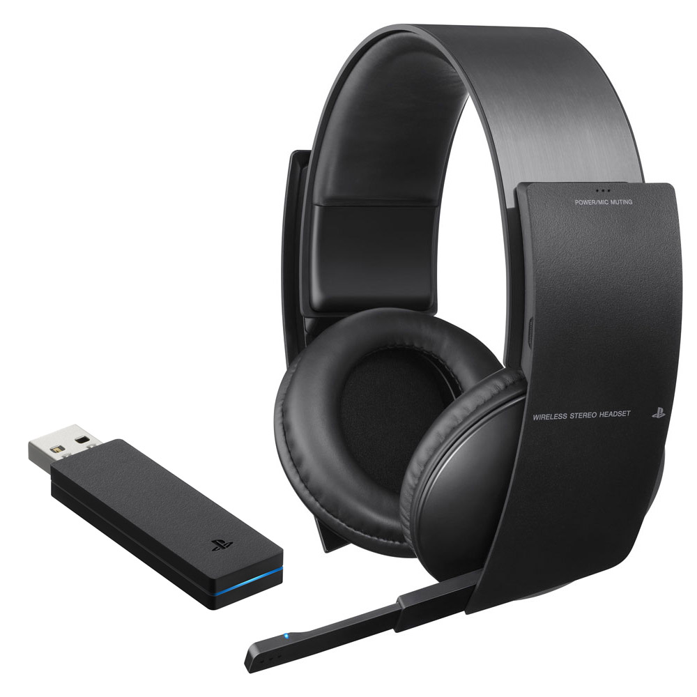 Sony Wireless 7.1 Stereo Headset