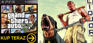 Gta V pl ps3 / xbox 360