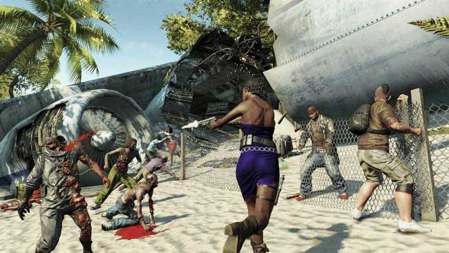 Dead Island Riptide PL PS3