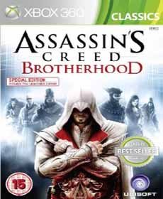 Assassins Creed Brotherhood Classics Xbox 360 tanie gry na konsole