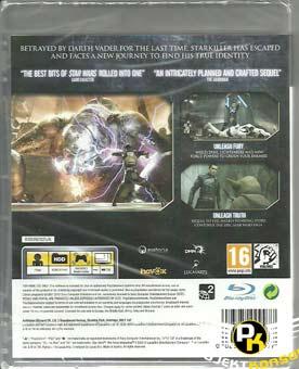 Star Wars Force Unleashed 2 sklep: najtańsze gry na konsole