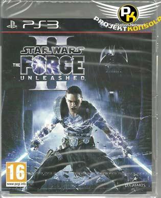 Star Wars Force Unleashed 2 playstation 3 sklep: najtańsze gry na konsole