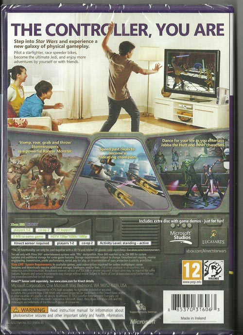Star_Wars_kinect_Xbox_back