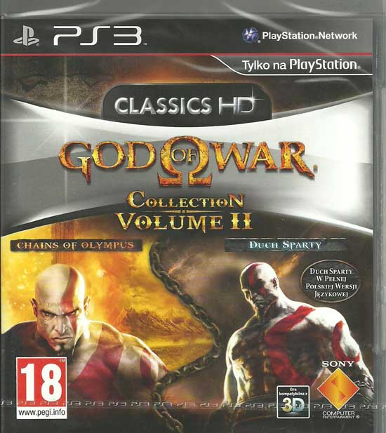 god_of_war_collection_volume_II_pl_front