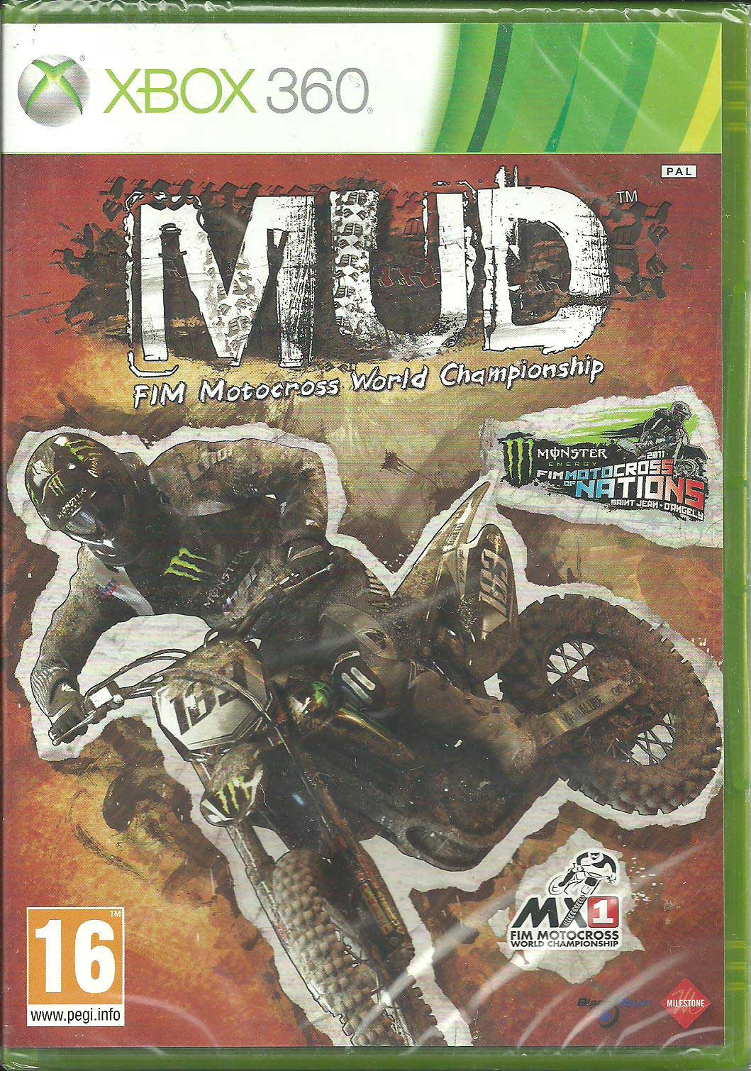 FIM Motocross World Championship XBOX 360