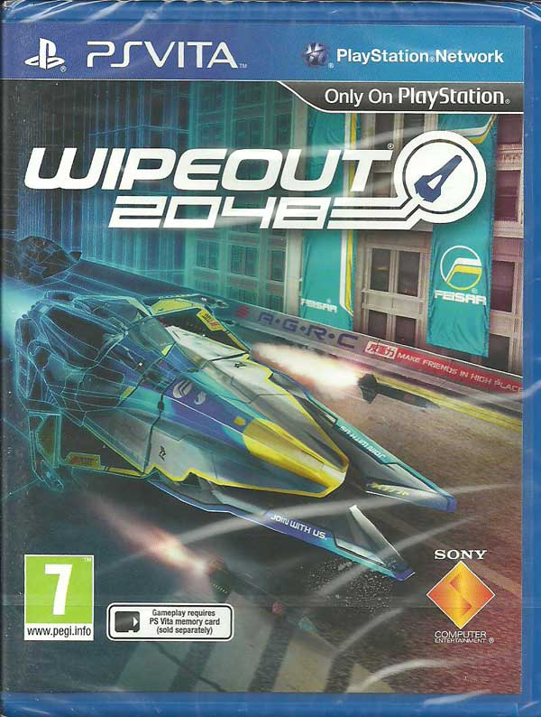 Wipeout-2048