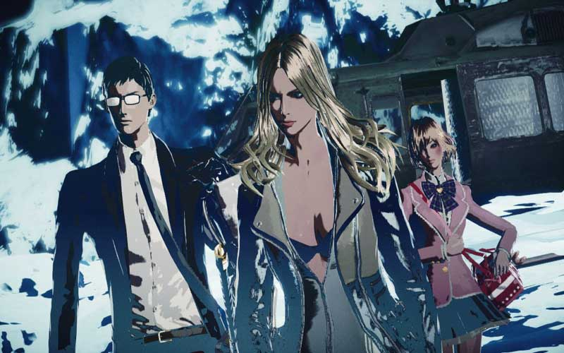 Killer is Dead PS3