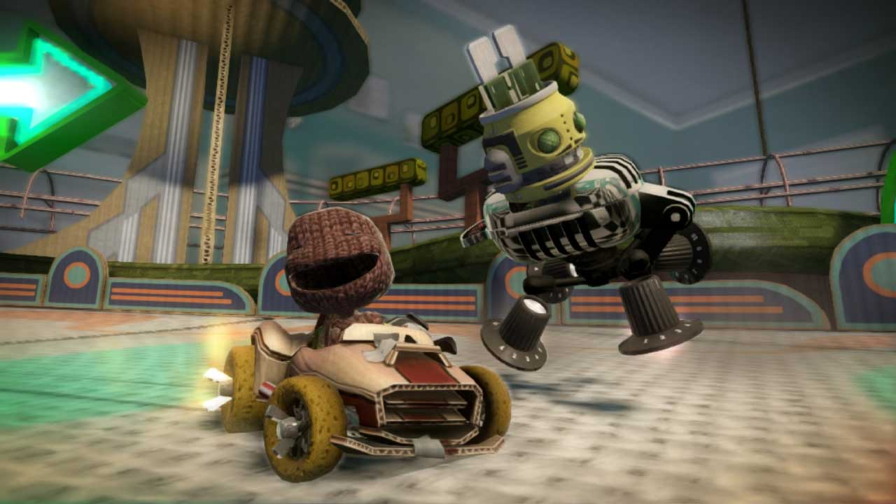 LittleBigPlanet Karting Essentials PS3