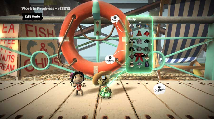 LittleBigPlanet Essentilals PS3