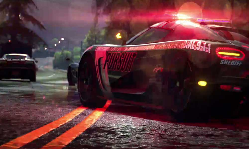 Need For Speed Rivals PL PS4