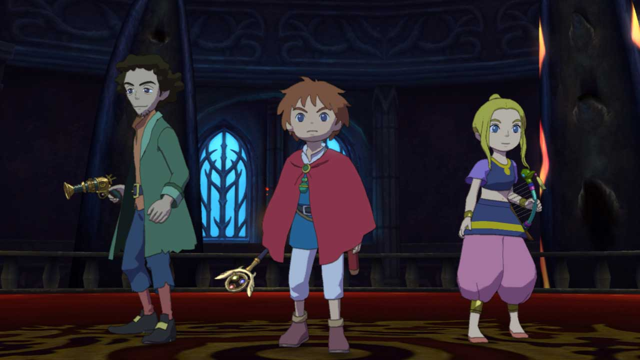 ni no kuni wrath of the white which