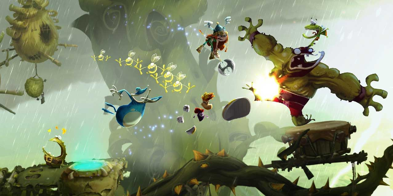 Rayman Legends PL PS3