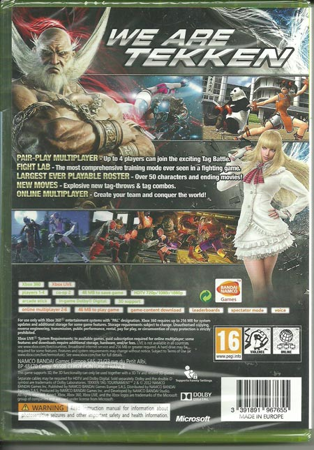 Tekken Tag Tournament 2-3-for-xbox
