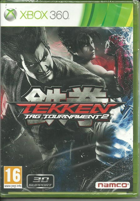 Tekken Tag Tournament 2-for-xbox